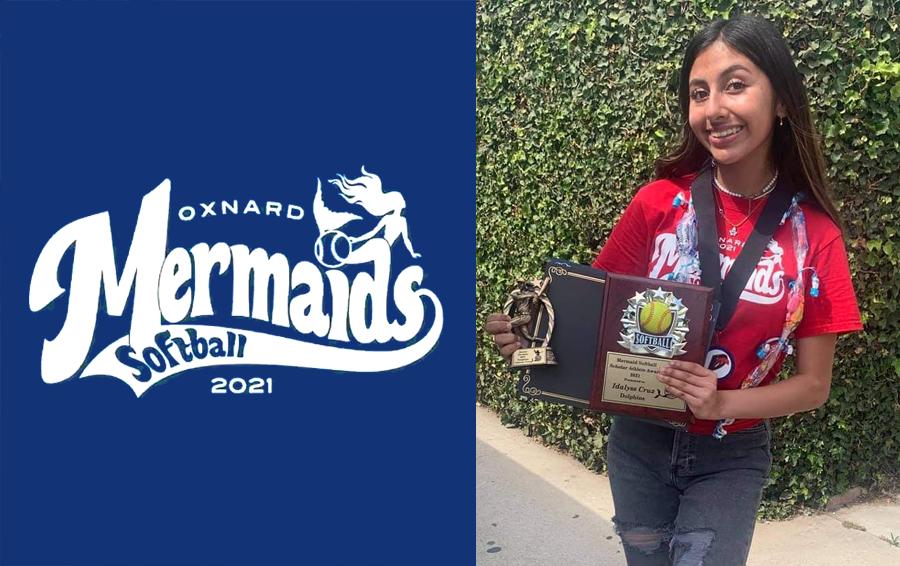Mermaid Softball League Scholar Athlete Award